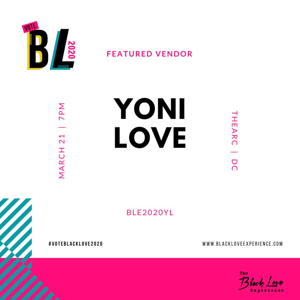 Black Love Experience flyer
